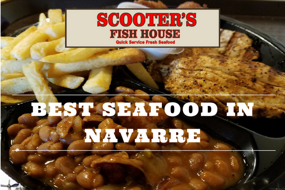 Best Seafood In Restaurant Navarre Fl Scooter S Fish House